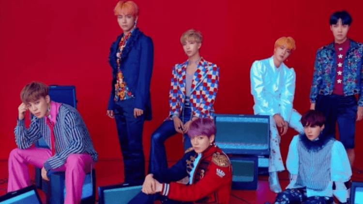 Группа BTS фото, участники