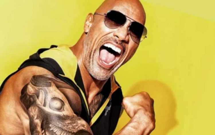 Dwayne Johnson (Дуэйн Джонсон)