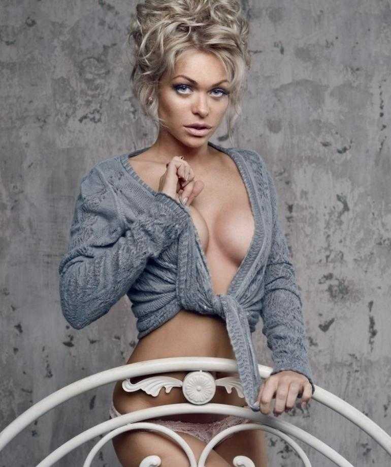 Анна Хилькевич горячие фото (1)