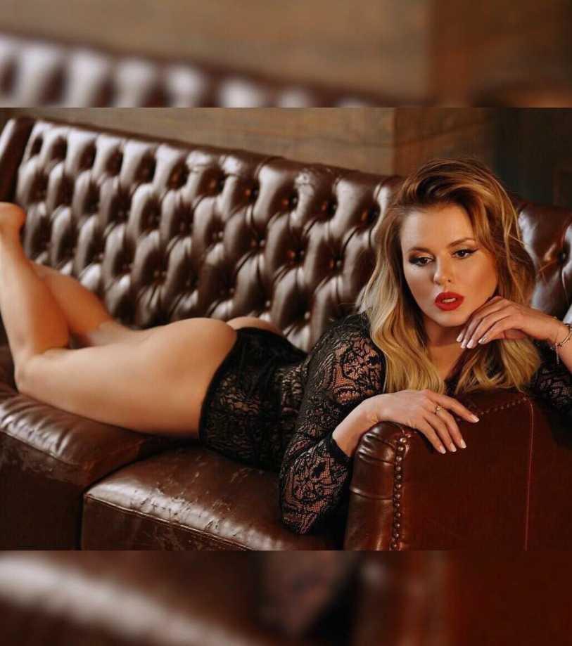 Анна Семенович горячие фото (3)