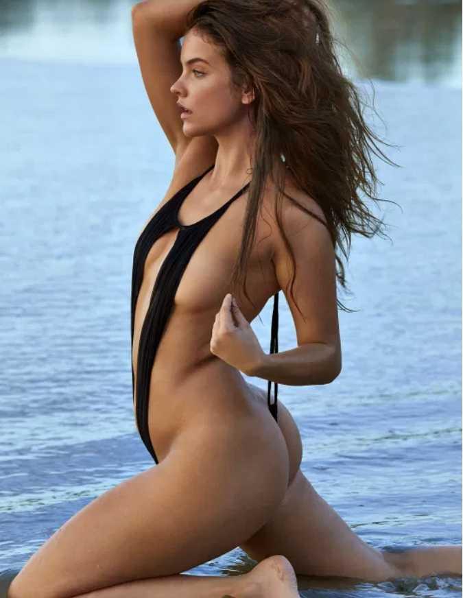 Barbara Palvin сексуальная попа (6)