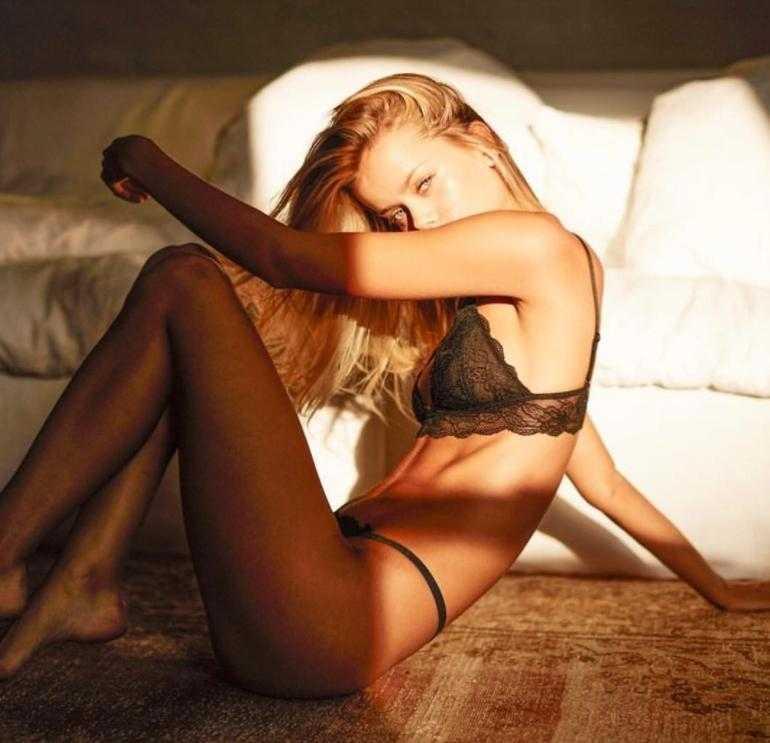 Фрида Аасен горячие и откровенные фото (11)