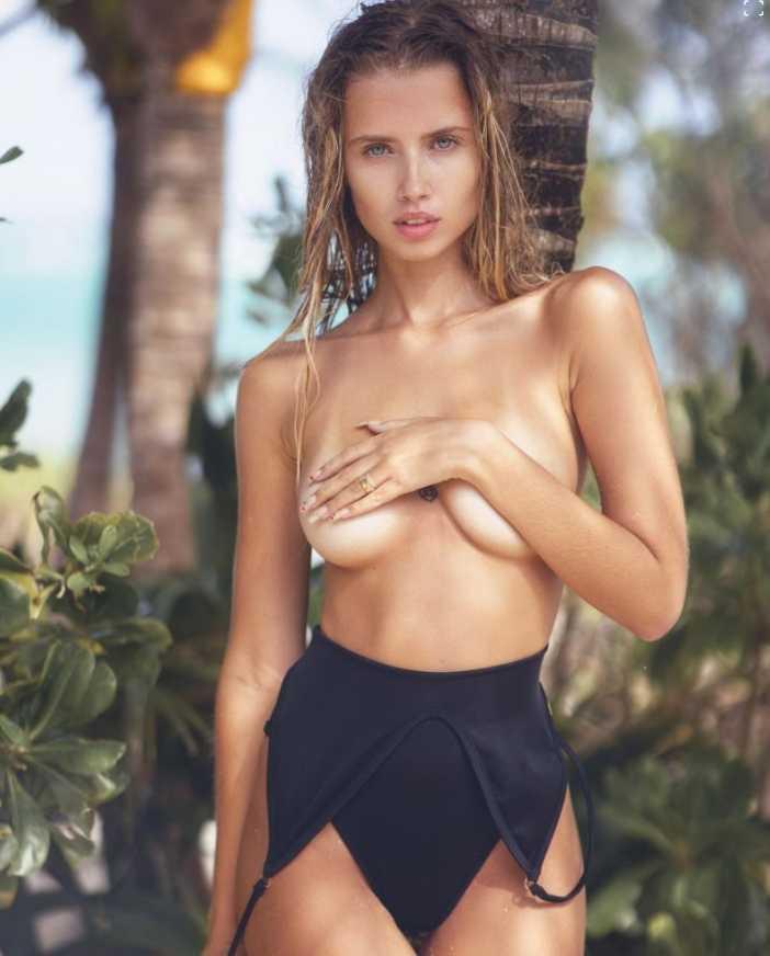Полина Малиновская горячее фото (4)