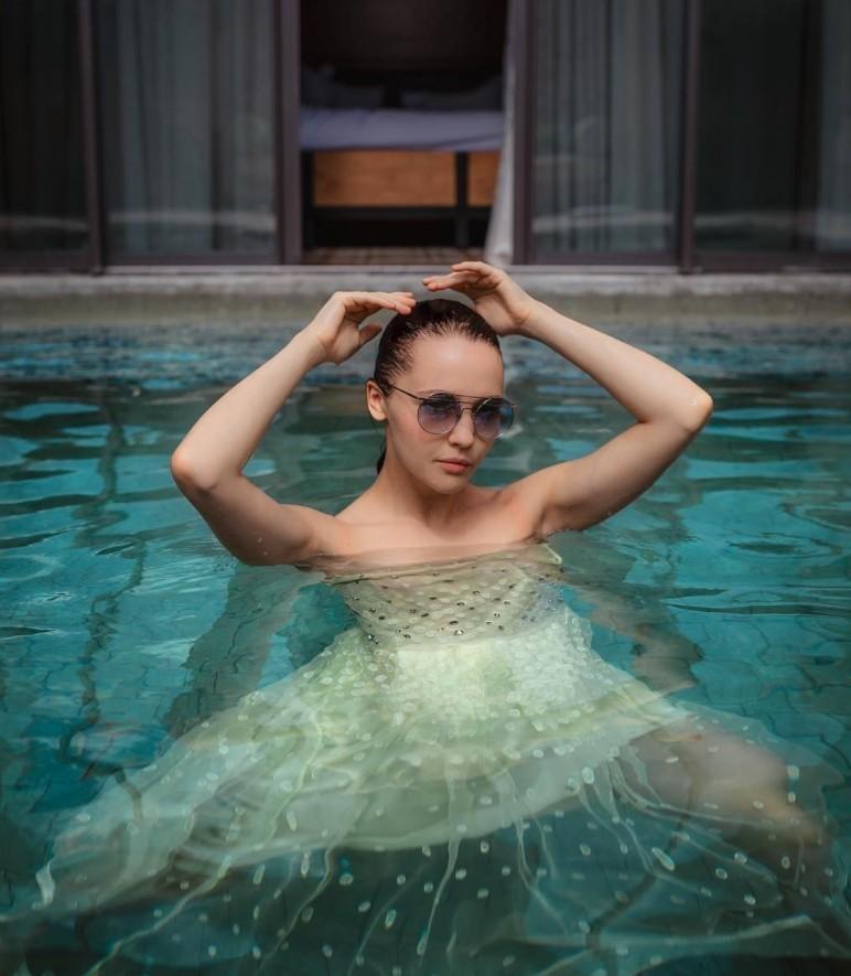 Юлия Хлынина горячие фото (1)