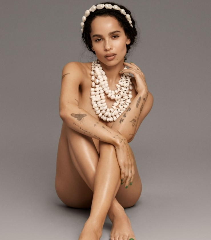 zoe kravitz nude and see through (6)